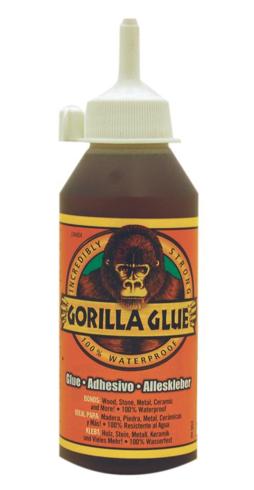 250ml Gorilla Glue Super Tough Amp Waterproof For Wood