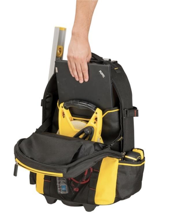 New Stanley Fatmax Backpack Wheeled Tool Bag On Wheels 1