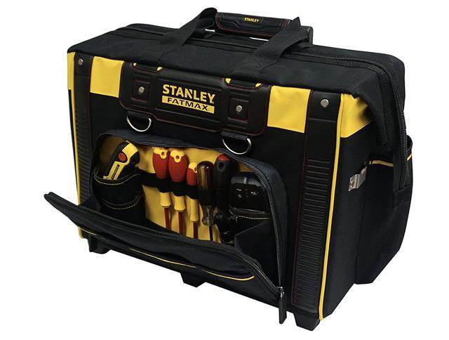 Stanley Fmst1 80148 Fatmax 174 Rolling Tool Bag On Wheels