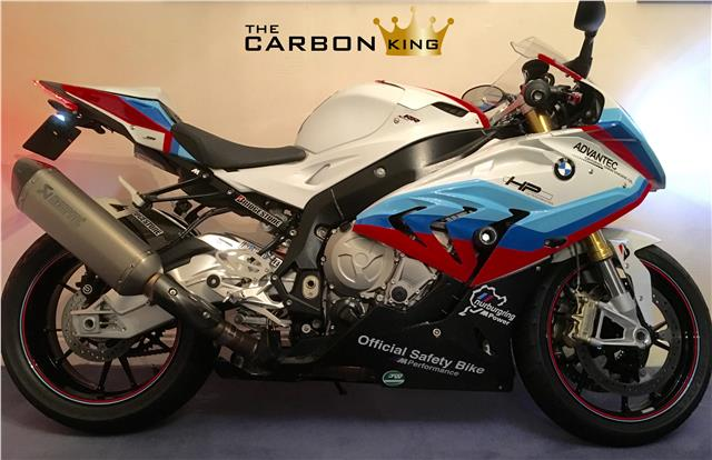 Bmw S1000rr 2015 16 Carbon Fibre Belly Pans In Twill Weave The