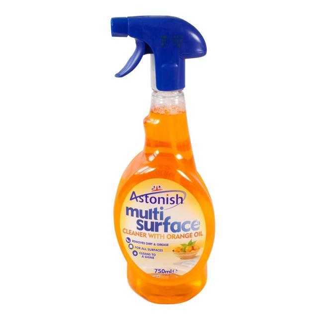 Astonish Cleaner: ASTONISH TRIGGER SPRAY HOUSEHOLD GENERAL CLEANING SUPPLIES