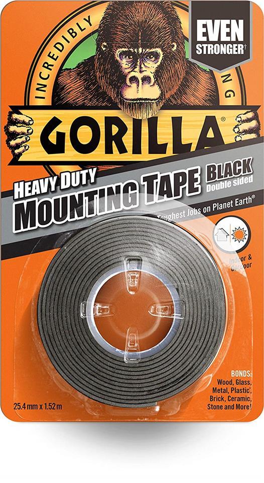 Gorilla-Super-Glue-Precision-Gel-Epoxy-Adhesive-Heavy-Duty-Tape miniature 60