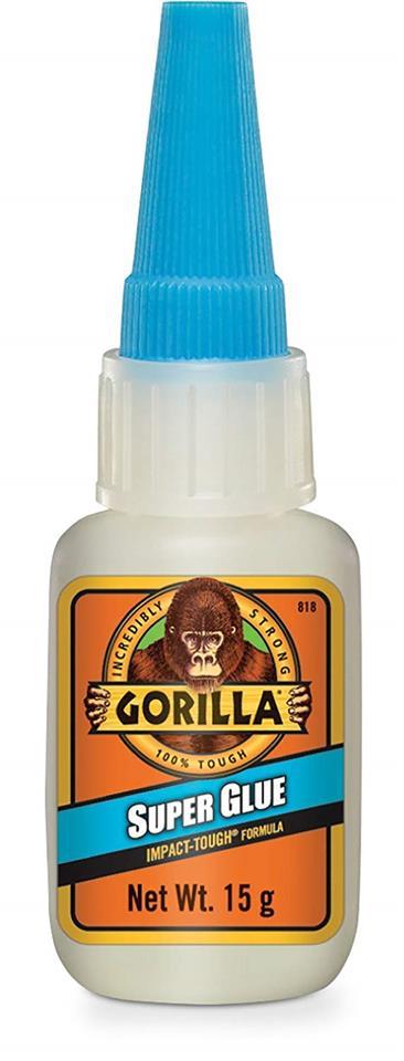 Gorilla-Glue-Multi-Purpose-Super-Glue-Gel-Strong-Bonding-Adhesive miniature 31