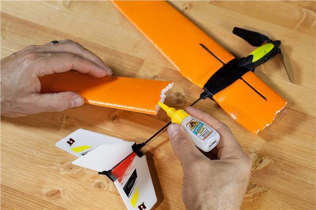 Gorilla-Super-Glue-Precision-Gel-Epoxy-Adhesive-Heavy-Duty-Tape miniature 6