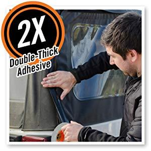 Gorilla-Super-Glue-Precision-Gel-Epoxy-Adhesive-Heavy-Duty-Tape miniature 85