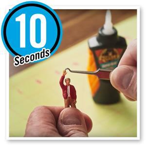 Gorilla-Super-Glue-Precision-Gel-Epoxy-Adhesive-Heavy-Duty-Tape miniature 45
