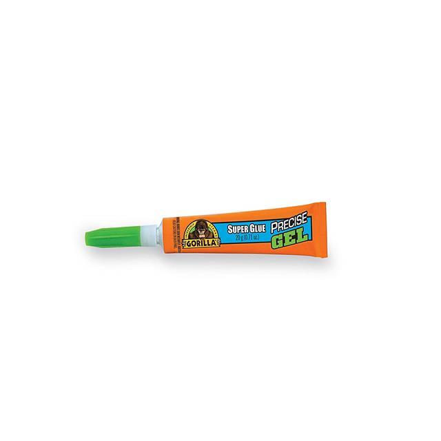 Gorilla-Super-Glue-Precision-Gel-Epoxy-Adhesive-Heavy-Duty-Tape miniature 28