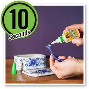 Gorilla-Super-Glue-Precision-Gel-Epoxy-Adhesive-Heavy-Duty-Tape miniature 13