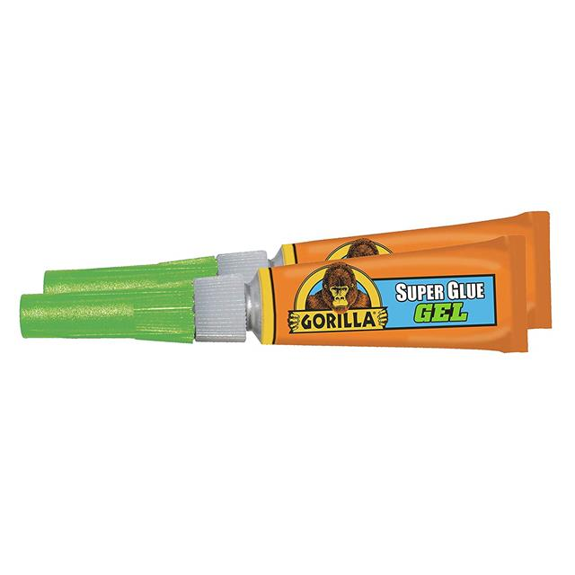 Gorilla-Super-Glue-Precision-Gel-Epoxy-Adhesive-Heavy-Duty-Tape miniature 22