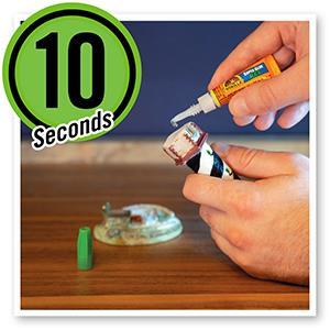 Gorilla-Super-Glue-Precision-Gel-Epoxy-Adhesive-Heavy-Duty-Tape miniature 21