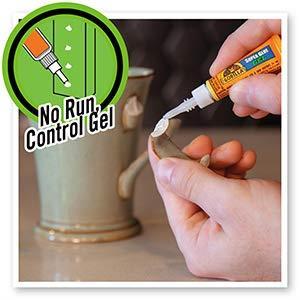 Gorilla-Glue-Multi-Purpose-Super-Glue-Gel-Strong-Bonding-Adhesive miniature 21