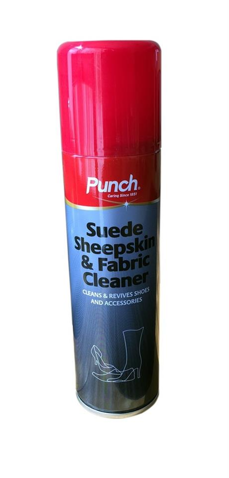 Punch Sheepskin Suede Fabric Shoe Boot Ugg Cleaner Spray
