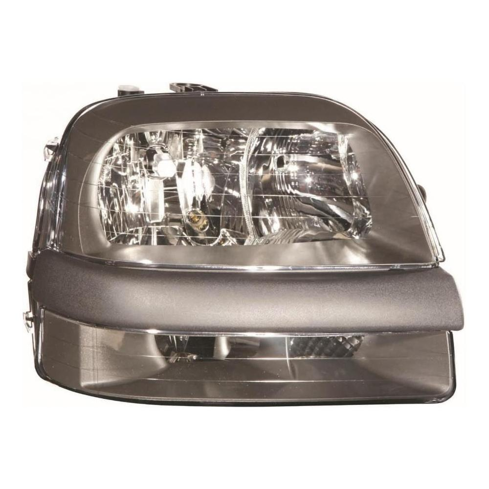 FIAT 500L MPW 10/2013-> DOBLO 2001-2005 WITH FOG HEADLAMP DRIVER SIDE RIGHT O/S
