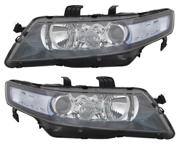 how to change a headlight in honda accord 2005