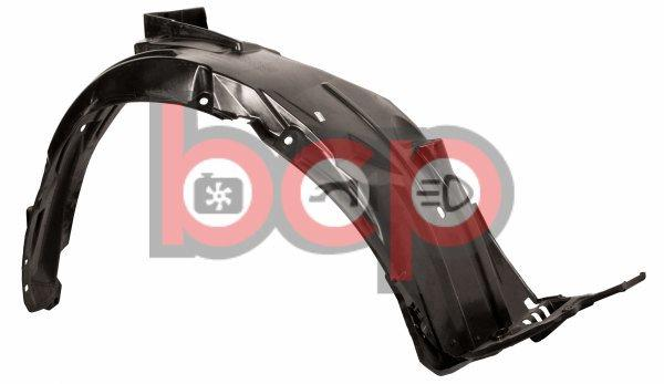 2008-2013 Ford Fiesta Front Wing Arch Liner Splash Guard Driver Side New