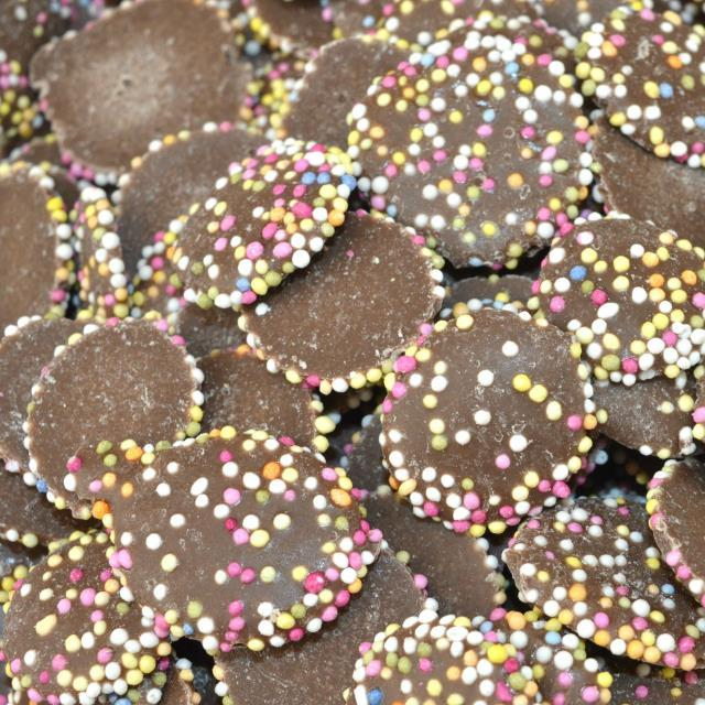 * Chocolate Brown Jazzies Snowies Wholesale Pick N Mix RETRO SWEETS & CANDY