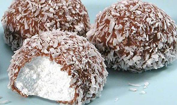 Snowball Cake Recipe Uk