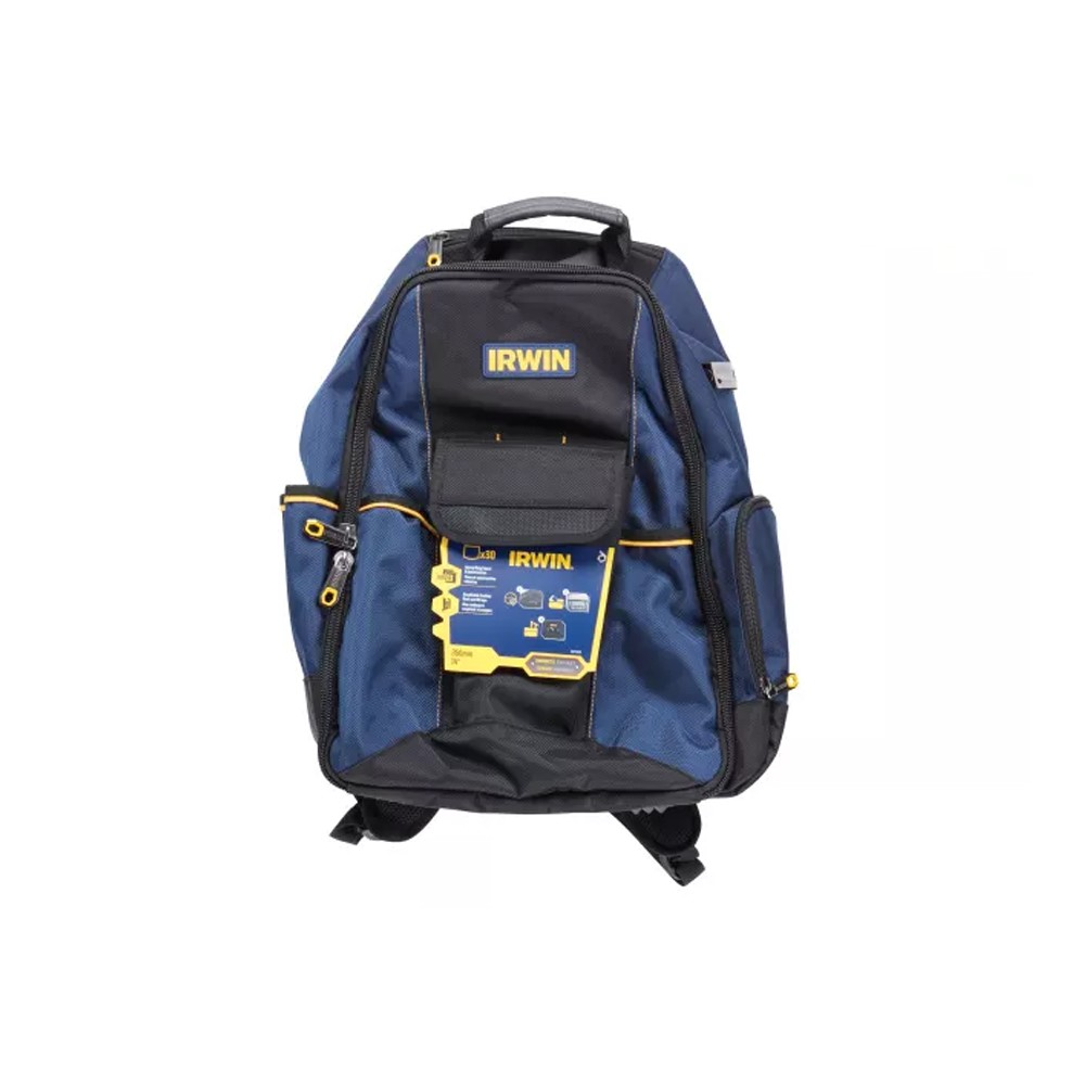 Irwin pro tool backpack prismacolor silver paint pen