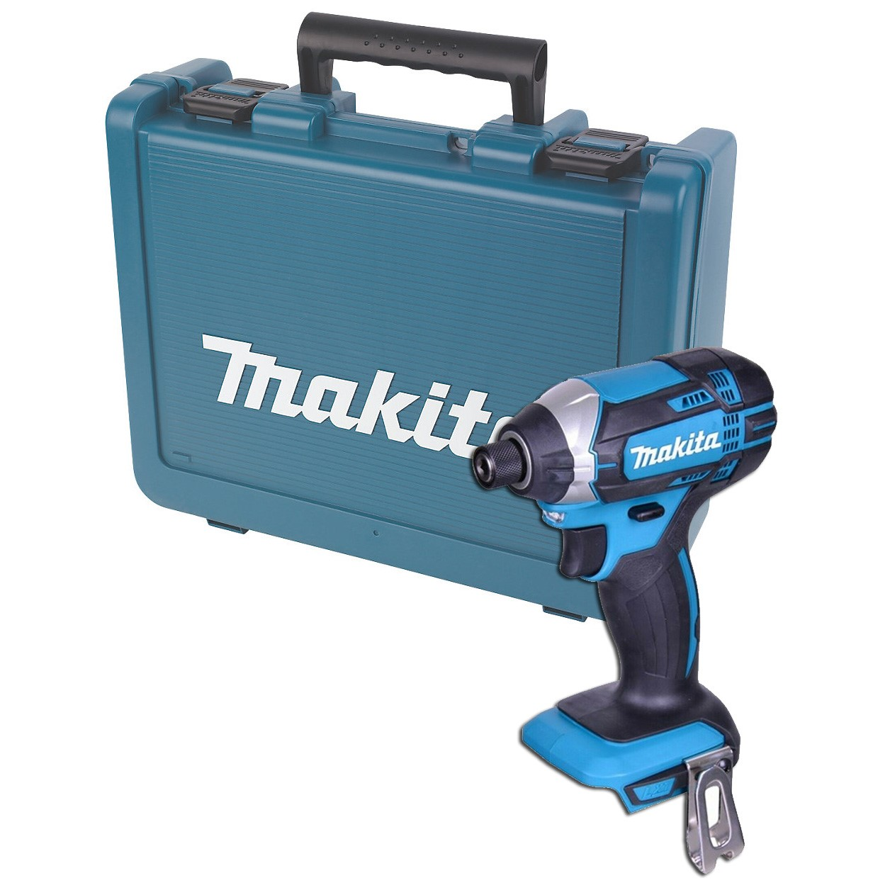 Details about Makita DTD152Z 18v Impact Driver Lithium Ion LXT Bare Tool -  Includes Case