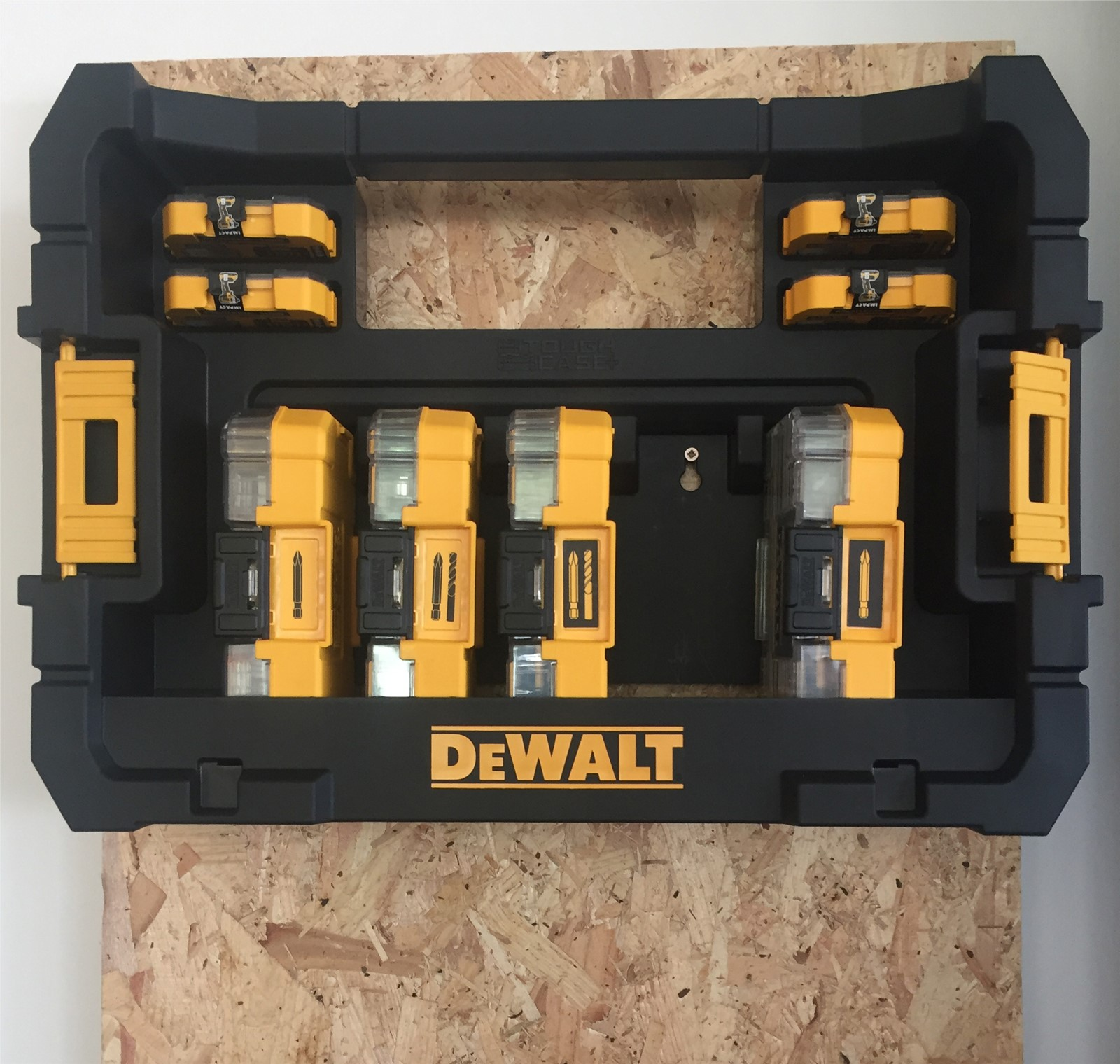 Dewalt Dt70716 Tstak Accessory Caddy For Tough Case Cases