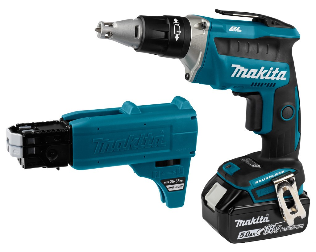 Details about Makita 199146-8 Collated Autofeed Drywall Screwdriver  Attachment DFS452 DFS250