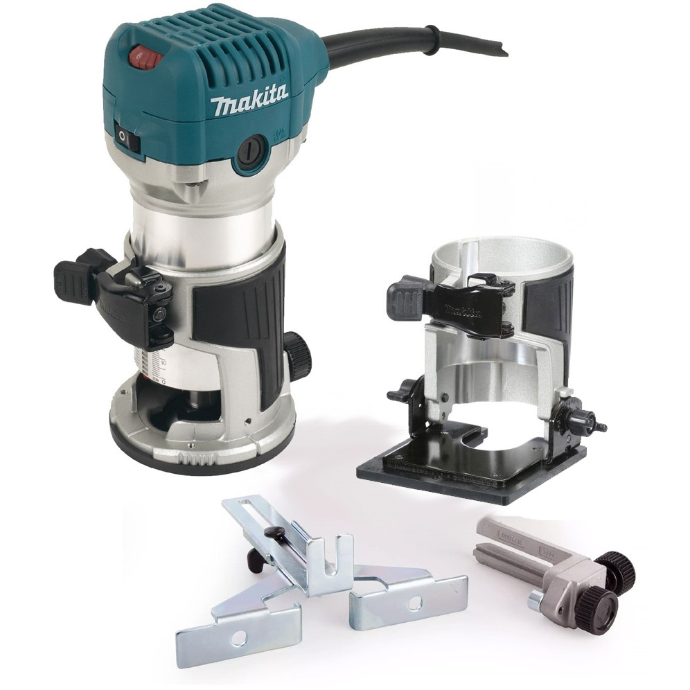 Makita RT0700CX4 Routeur//Trimmer 240 V