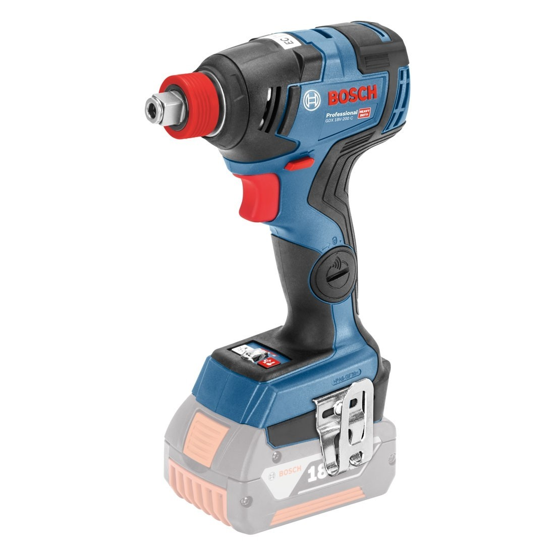 Bosch GDX18 V-200 C 18v Impact Driver//Wrench Body Only in Carton.!