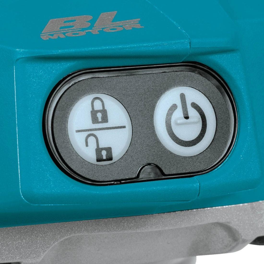 Makita DRT50Z 18 V LXT Sans Fil Sans Balai stratifié Routeur Trimmer DRT50