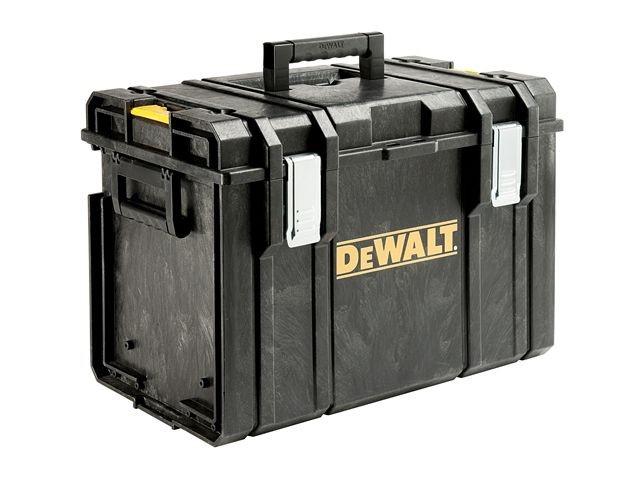DS400 case empilable tough outil boîte de rangement Dewalt Toughsystem twin pack DS300