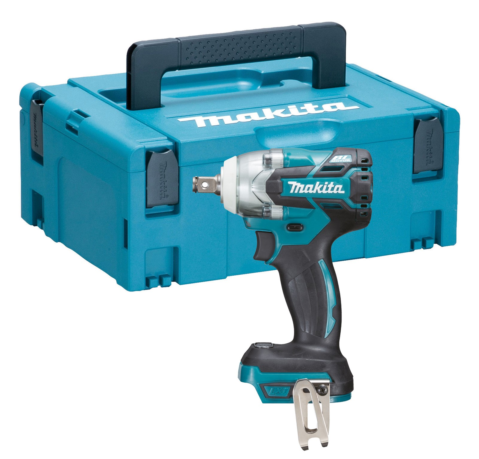 makita dtw285z 18v lxt brushless impact wrench 1 2 drive. Black Bedroom Furniture Sets. Home Design Ideas