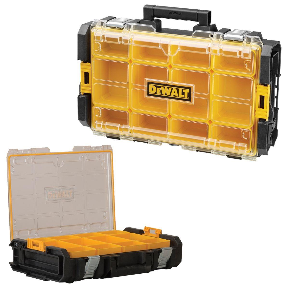 Dewalt Ds450 Toughsystem Rolling Mobile Tool Storage Box