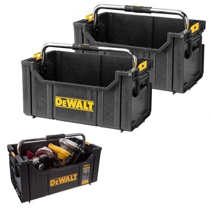 Dewalt TSTAK Open Tote Tool Storage Box