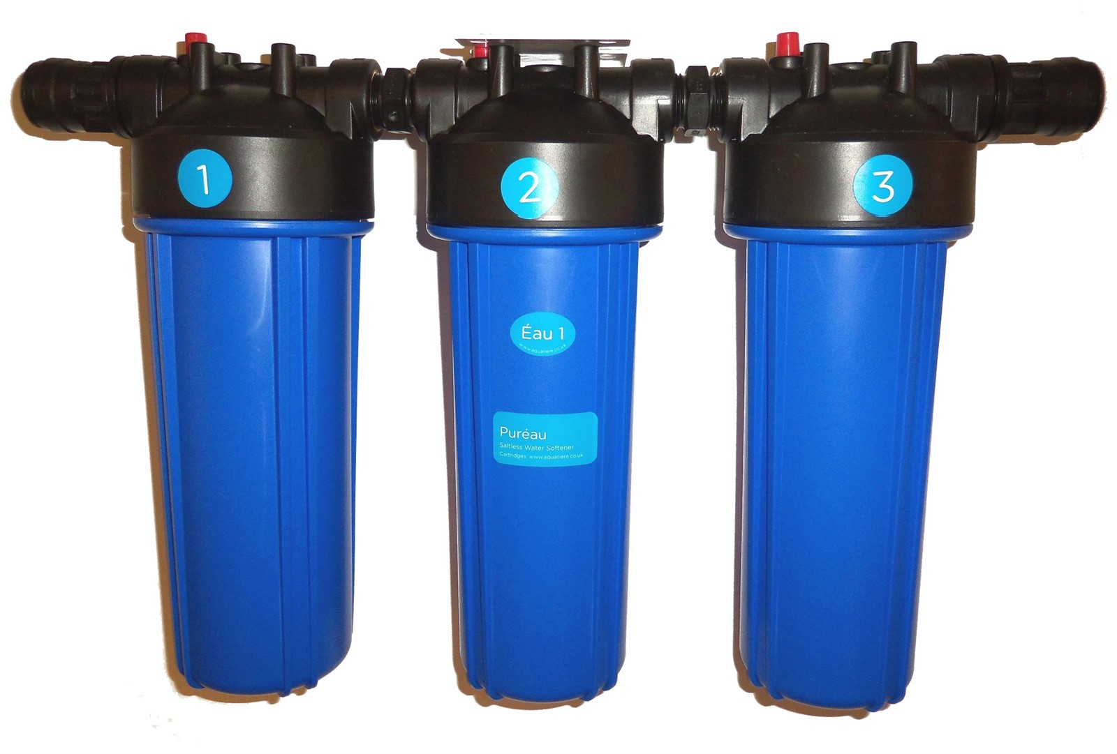 Aquatiere Eau1 Pureau Whole House Water Filter Amp Salt Free