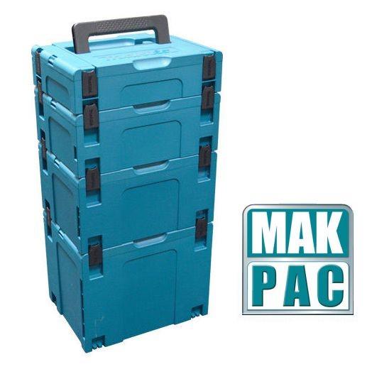 Type 1,2,3,4 Makpac cas Makita pliable MAKPAC Case Trolley Sac Camion
