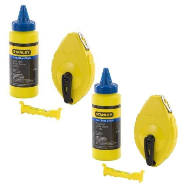 Stanley Tools Compact Chalk Line 9m STA047147