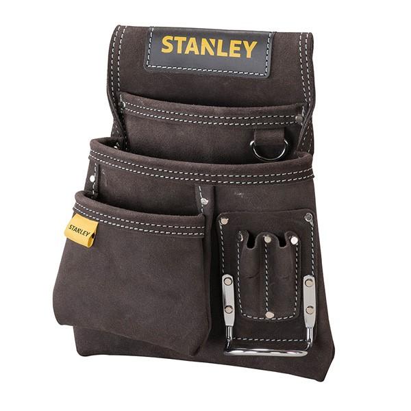 Stanley STA180114 STA180119 ceinture en cuir avec cuir clou et marteau poche 4fa687dfb34