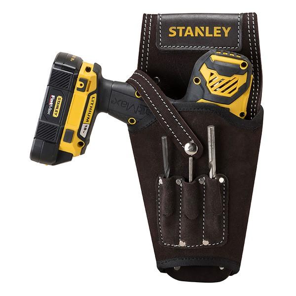 Étui de Stanley STA180118 en cuir ceinture montée perceuse à gauche ou à  droite STST1-80118 6c929103dee