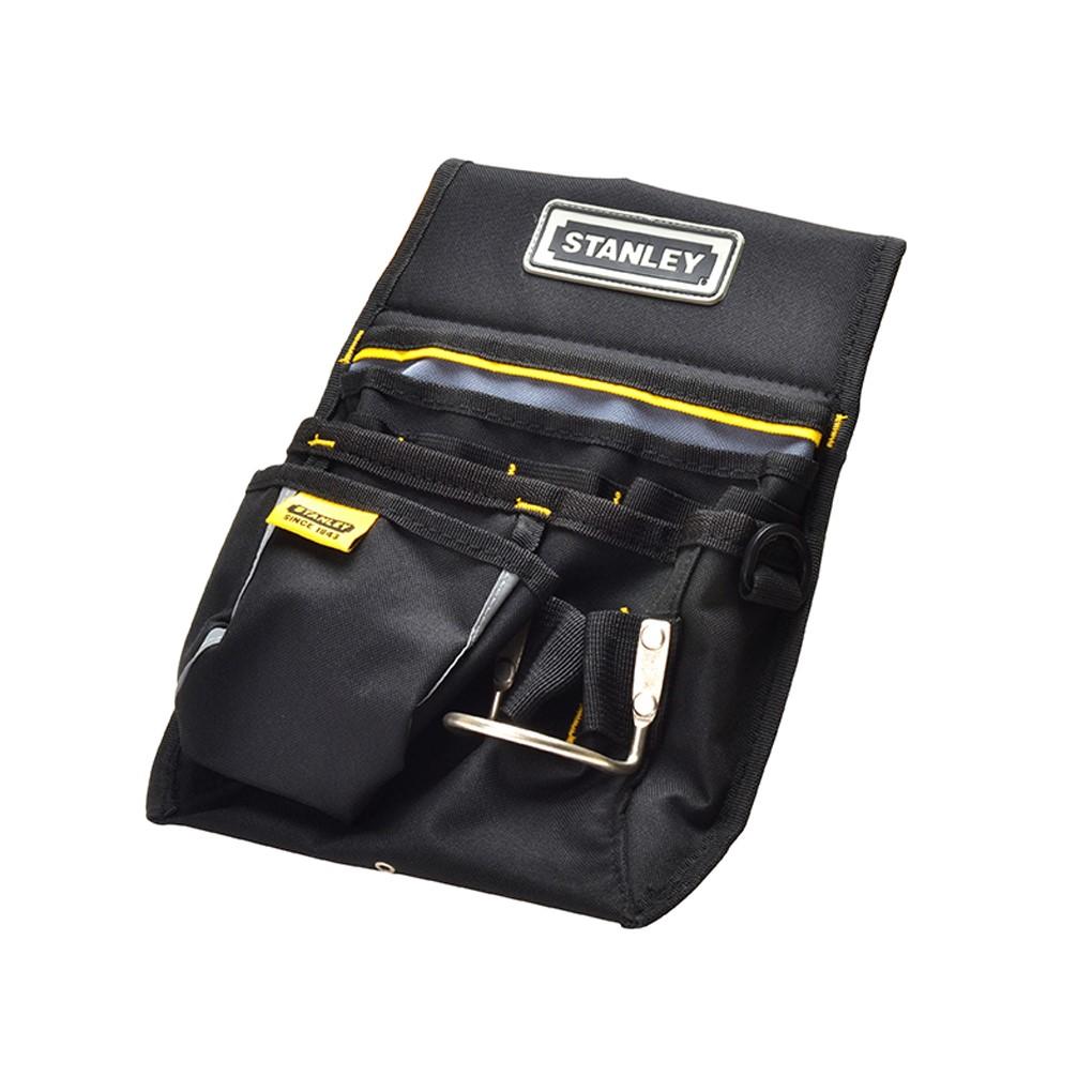Stanley Pocket Multi herramienta bolsa cinturón delantal y martillo bucle  STA196181 1-96-181 b68a9768f6e5