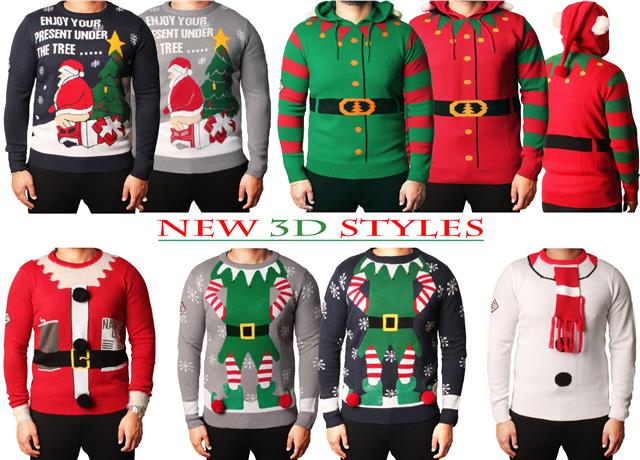 WM /& MW Novelty Mens Xmas Sweatshirt Hoodie Fashion Party Christmas Deer 3D Print Hooded Pullover Jumper Blouse Tops